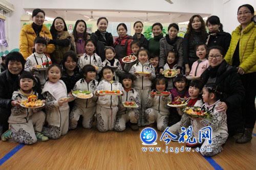 三八妇女节 亲子感恩日(图)|幼儿园|妈妈