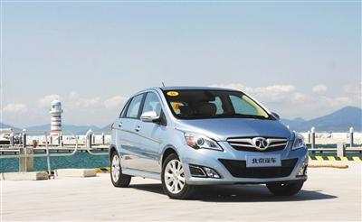 纯电动汽车销售在京向私人开闸