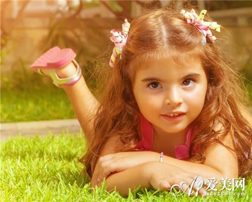 欧美可爱小女生的发型呢