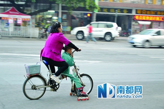 小孩单车组装步骤图