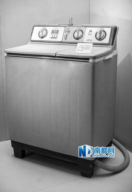 04年的华生双桶洗衣机头怎么拆