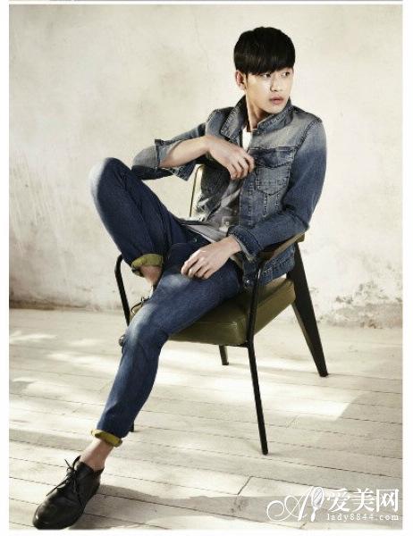 金秀贤/金秀贤CK Jeans(Calvin Klein Jeans)2014春季写真高清合辑