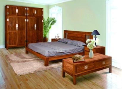 珠峰实木沙发