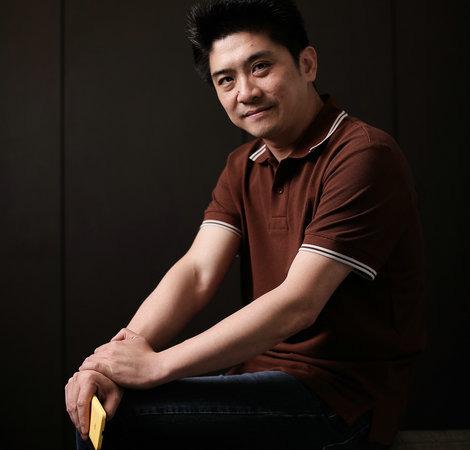 小米联合创始人kk图片