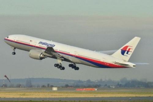 资料图:马航的波音777-200er,飞机黑匣子关键数据极可能丢失.