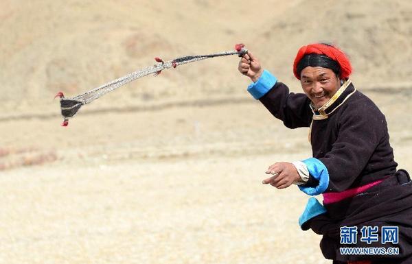西藏传统体育放牧甩棒球|活动|石头美国牧民名人堂图片
