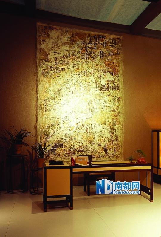 """前不久,广州美术学院家具研究院最新推出的""""先生活""""现代中式家具品牌"""