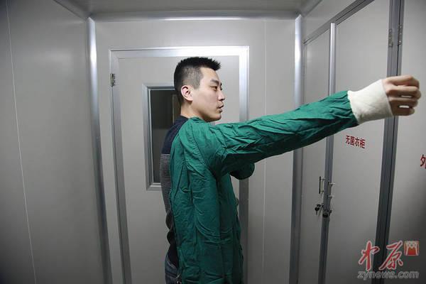 高清组图:中原网记者探秘河南省唯一人类精子