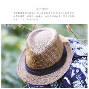 钩丝带帽子步骤图解