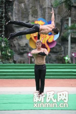 来源:上海野生动物园供图.