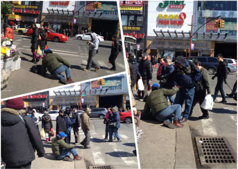 在外国街头摔倒有没有人扶 - 社会风向标、博文精品 - 社会风向标、心灵驿站