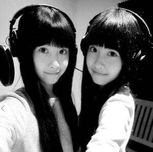 台湾最萌双胞胎长大了