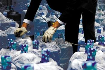 桶装水不合格率11.9%