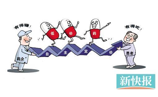 533种低价药取消最高零售价 西药 药企韩考驾照左手漫画图片