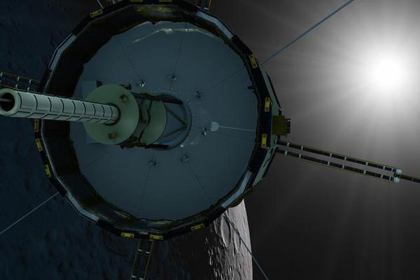 探索者3号已经飞行了36年之久