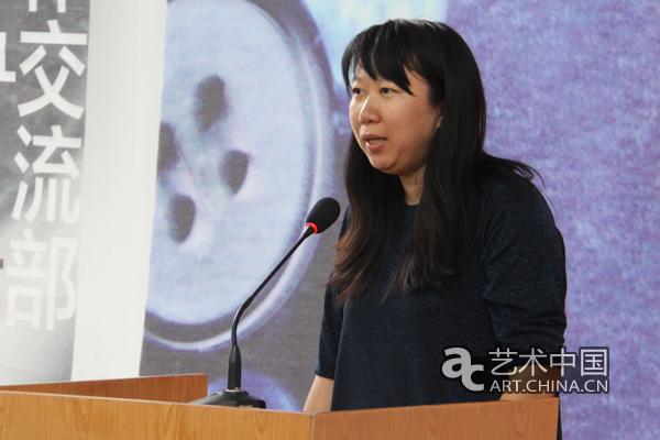 央美附中国际艺术课程2014届毕业生作品展开幕