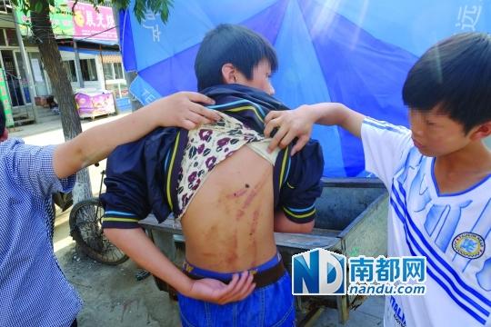 三少年殴打青年视频网上热传机视频6s拆图片