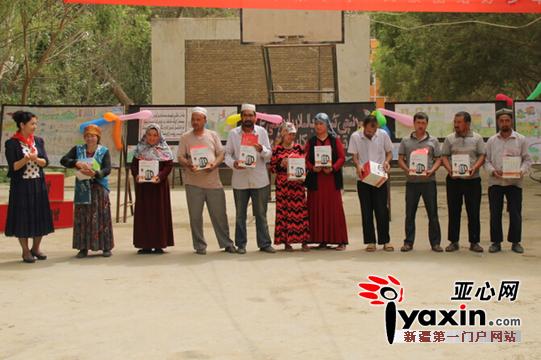 亚心网讯(通讯员 诸葛瑞金)6月16日下午,新疆新闻出版局住和田市肖尔