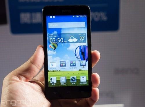 BenQ F5/T3正式发布 4G LTE智能新机