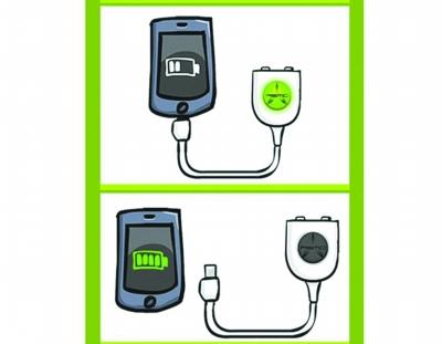 手机智能充电器