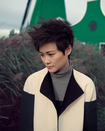 李宇春发型图片