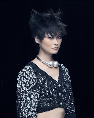李宇春短发 适合方脸女生的发型