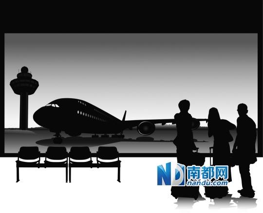 乘飞机行李超限怎么办?