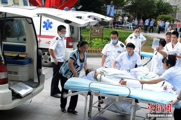 昆山工厂爆炸遇难人数升至68人 部分重伤员转