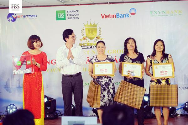 BS 成功参与越南金融门户Vietstock举办的比赛活动