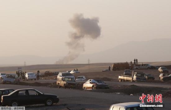 奥巴马:地面部队不会回伊拉克 如有必要继续空袭