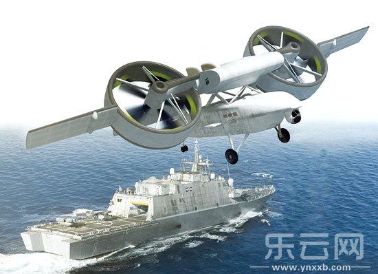 飞行器,但未来其用户界面也可以设计为全自动/半自动无人驾驶或载人图片