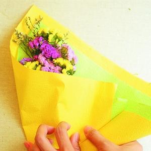 教师节创意手工礼物 亲手做束花送给老师吧!