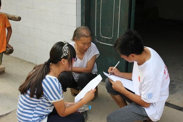 我校2014年学生暑期社会实践活动结束