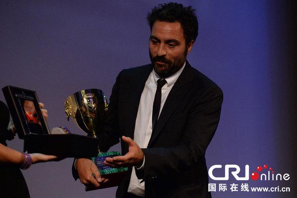 本届威尼斯电影节主竞赛单元评委团主席,法国电影配乐大师亚历山大