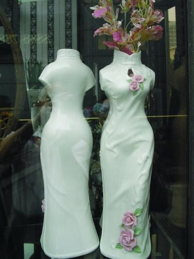 珠子编花瓶的步骤图解