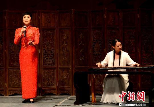 国内古琴名家歌唱家联袂演绎经典琴歌艺术图片