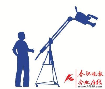 合肥首部环卫工微电影开拍图片
