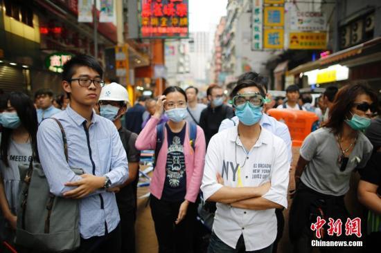 香港学者:相信美国势力早已介入香港事务
