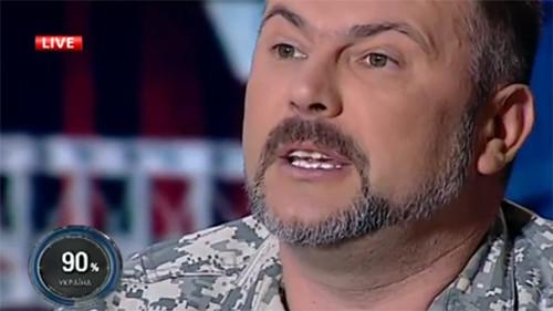 乌克兰议员直播采访中口无遮拦 电视台紧急停播