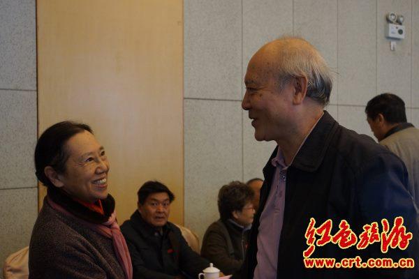 中红网: 中国工农红军东路军后代座谈会在京举行 林彪元帅之女林豆豆即席发言 - zhanghong82110 - zhanghong82110的博客