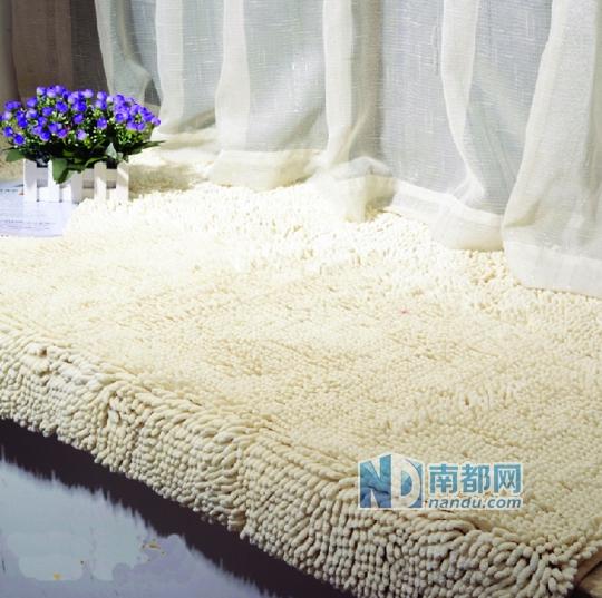 秋冬地毯脚丫子的熨帖|纯羊毛|卖场_凤凰资讯