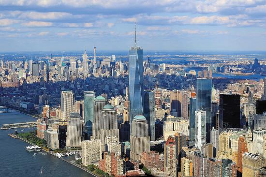 美国纽约曼哈顿