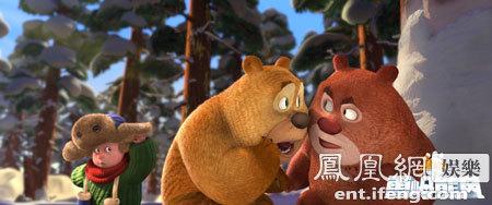 """2015年寒假第一天.据悉,作为""""熊出没""""系列第二部3D大电影,《"""