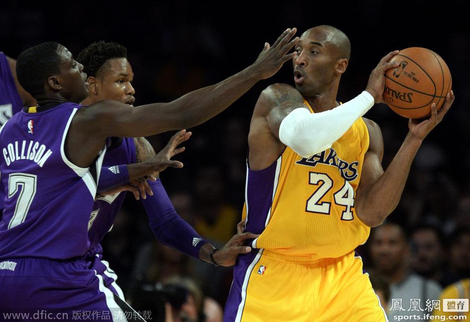 NBA-国王vs湖人