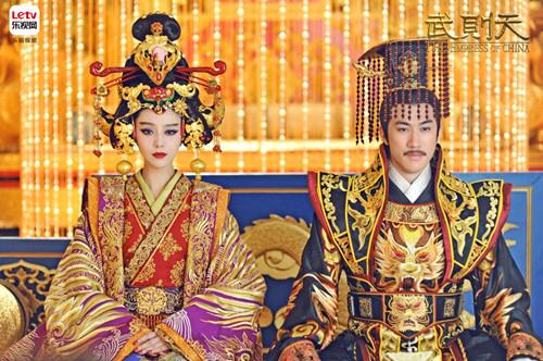 《武则天传奇》将登湖南卫视 乐视网同步首播