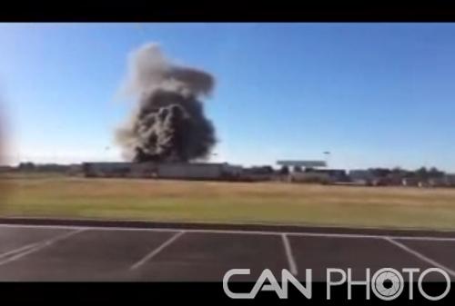 """4人在""""空中国王""""飞机撞击飞行安全设施中丧生"""
