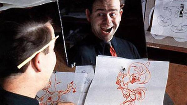 外媒揭秘早期动画师v过程过程:对着兔子画表情镜子包表情可爱图图片