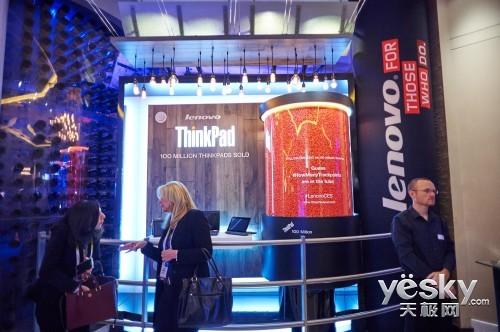 CES2015:思考王者ThinkPad再度降临