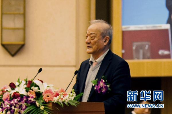 十一届全国政协副主席、著名经济学家厉无畏讲话