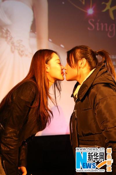 汪东城称郑元畅是真爱 张馨予30岁前想结婚(图)